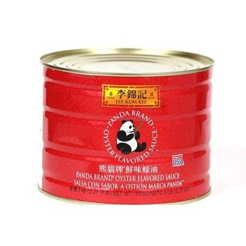Lee Kum Kee Panda Brand Oyster Sauce, 5 lb