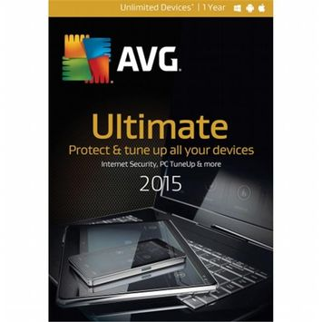 Avg Ult15N12En Ultimate 2015 1 Year Unlimited Devices