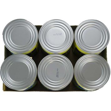 Happy Chef 5 Sieve Cut Canned Green Bean, 106 Ounce -- 6 per case.