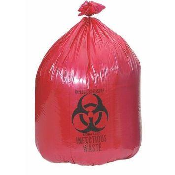 Medline NON303143 Biohazard Liners, 31