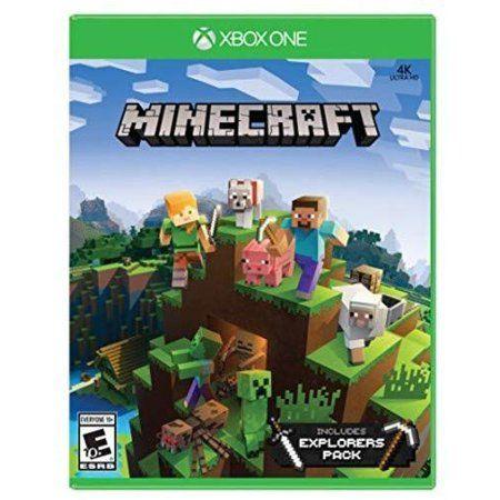 Minecraft Explorer's Pack ? Xbox One