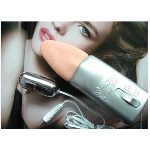 Vibrators As Women's Tongue/ Oral Sex Toys for the Clitoris Stimulation Electric Tongue /Sex Toys for Woman