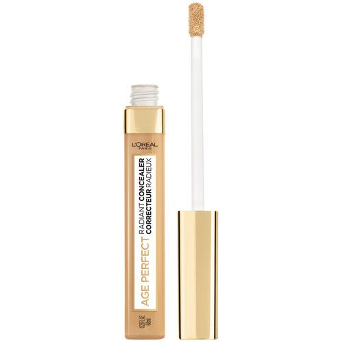 L'Oreal Paris Age Perfect Radiant Concealer with Hydrating Serum, Sand, 0.23 fl. oz.