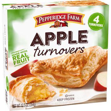 Pepperidge Farm® Apple Turnovers, 4-Count 12.5 Oz Box