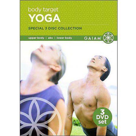 Body Target Yoga: Upper Body / Abs / Lower Body
