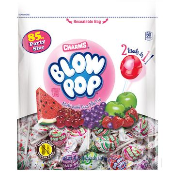 Charms, Assorted Blow Pops Candy, 2.9 Lb