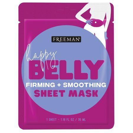 Freeman Happy Belly Body Sheet Mask