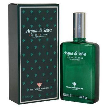 Acqua De Selva by Visconti Di Modrone for Men - 3.3 Ounce EDC Spray []