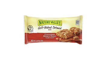 Nature Valley™ Soft-Baked Oatmeal Bars Cinnamon Brown Sugar (15 ct) 1.87 oz