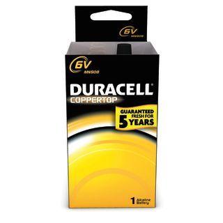 Duracell D4133309006 na 6V Alkaline Spring-Top Terminal Lantern Battery