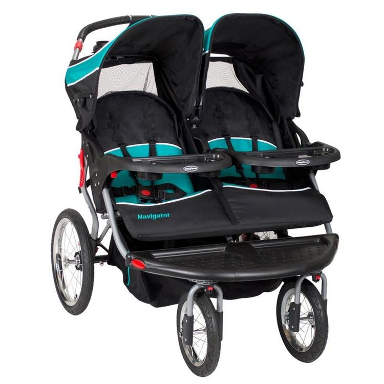 Baby Trend Navigator Jogger - Tropic