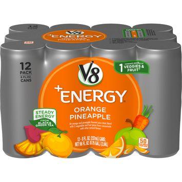 V8 +Energy® Orange Pineapple, 46 oz.