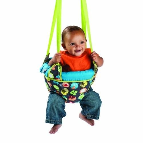 Evenflo Johnny Jump Up Doorway Jumper, Bumbly Color: Bumbly NewBorn, Kid, Child, Childern, Infant, Baby