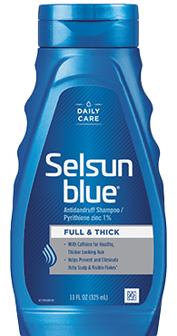 Selsun Blue Full & Thick