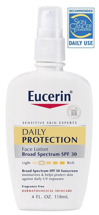 Eucerin® Daily Protection Face Lotion Broad Spectrum Spf 30