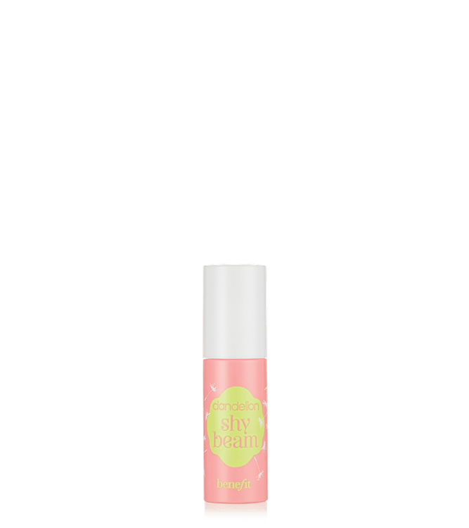 Benefit Cosmetics dandelion shy beam deluxe sample