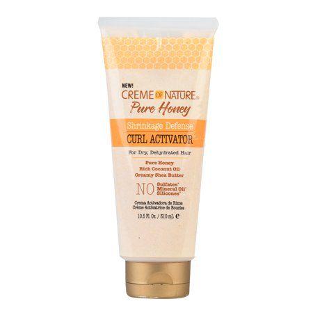 Creme of Nature Pure Honey Shrinkage Defense Curl Activator