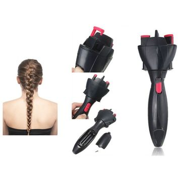 Yphone Portable Easy to Use New Innovation Twist Secret Hair Styling Kit