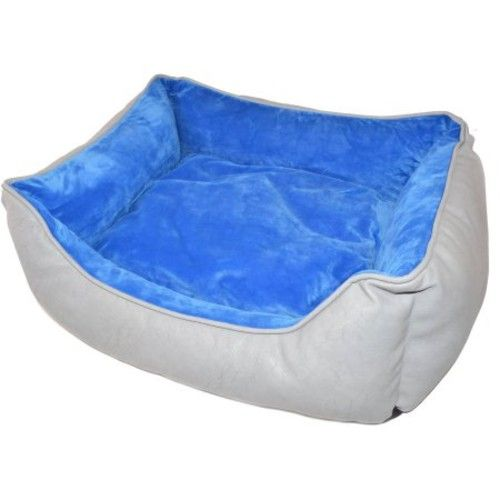 ALEKO LBD14015S Pet Puppy Dog Cat Soft Small Bed Sleeping Bag Warm Cushion Pillow