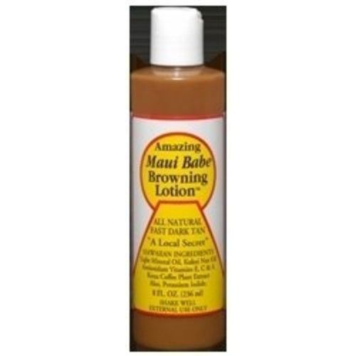 Maui Babe Browning Lotion 8 Ounces [1]