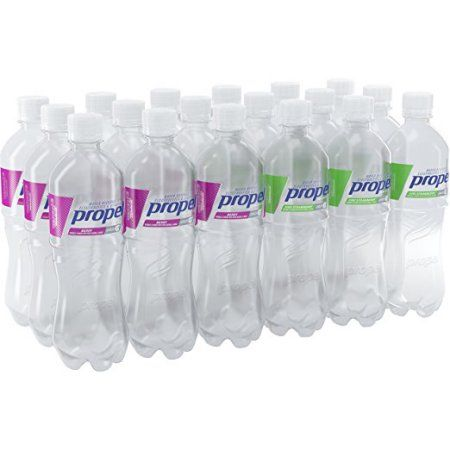 The Gatorade Co. Propel, Variety Pack, Zero Calorie Sports Drinking Water with Antioxidant Vitamins C & E, 16.9 Fl Oz, 18 Count