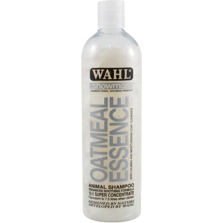 Wahl Dog Shampoo Oatmeal Showman Shampoo For Pets 500 Ml Concentrate/7.5 Litr...