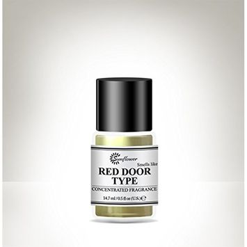 Black Top Body Oil - Our Impression of Red Door .5 ounce