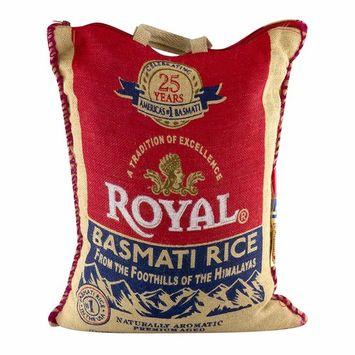 Royal White Basmati Rice, 20 Pound (Pack of 2)
