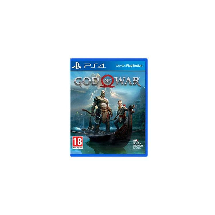 God Of War Ps4 Ps5 Playstation 4 5 Game And Sealed