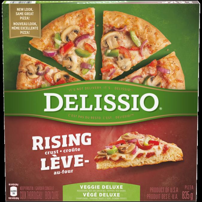 DELISSIO Rising Crust Veggie Deluxe