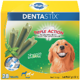 Pedigree® Dog Treats DENTASTIX™ Fresh (Large)