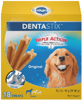 Pedigree® Dog Treats Dentastix™ Original (Large)