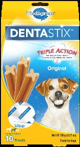Pedigree® Dog Treats Dentastix™ Original (Small/Medium)
