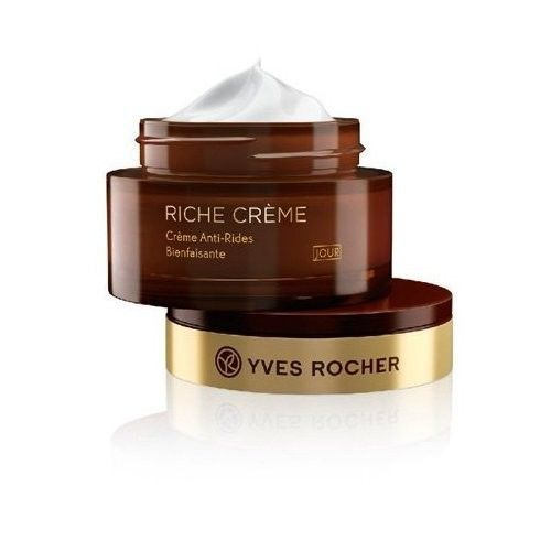Yves Rocher Riche Creme Comforting Anti Wrinkle Cream 1.6 oz