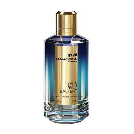 Mancera Aoud Lemon Mint Perfume Unisex
