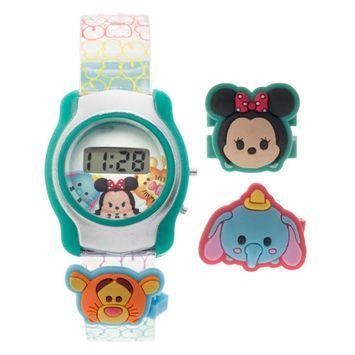 Disney Tsum Tsum Slide-on LCD Watch