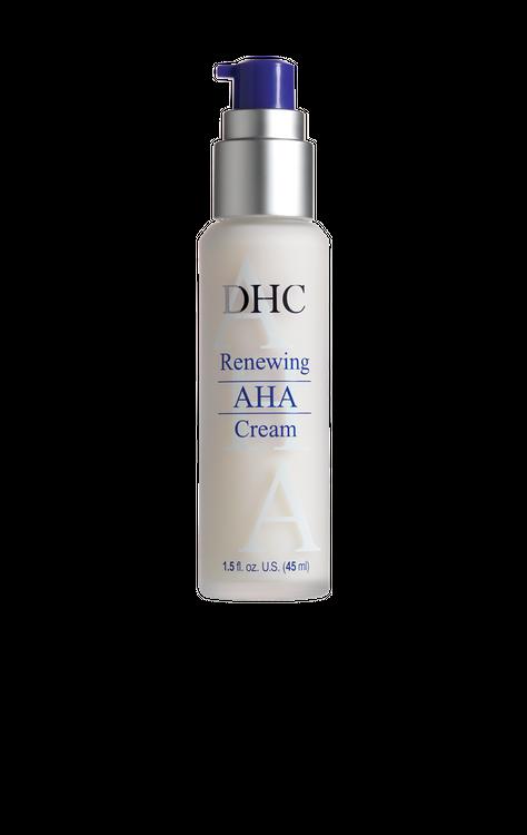 DHC Renewing Aha Cream | Serums & Treatments | 1.5 Oz. Net Wt