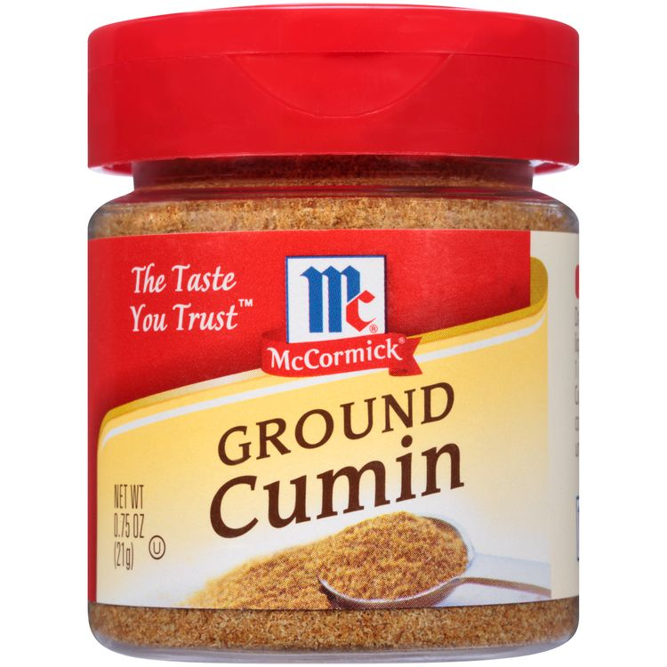 McCormick Ground Cumin, 1.5 Oz