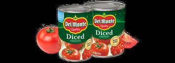 Delmonte Diced Tomatoes