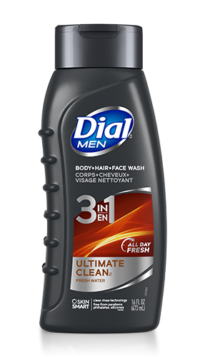 Dial Ultimate Clean Hair and Body Wash