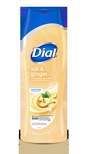 Dial Silk & Ginger