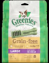 Greenies™ Grain Free Large Dog Dental Treats