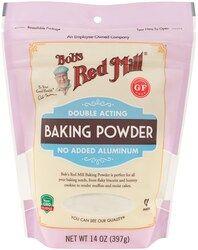 Double Acting Baking Powder Aluminum Free