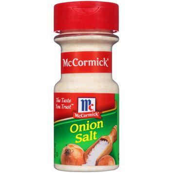 McCormick Onion Salt, 5.12 Oz