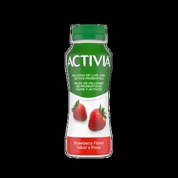 Activia Drink Strawberry 7Oz (12Ct)
