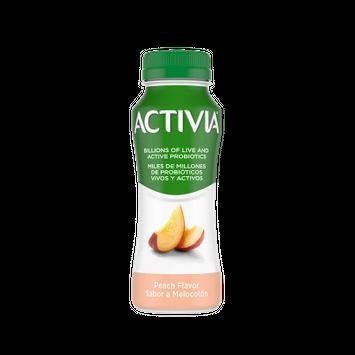 Activia Drink Peach 7Oz (12Ct)