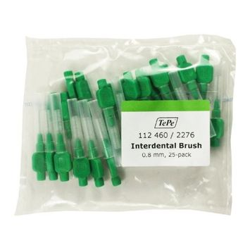 TePe Original Interdental Brushes (0.80mm Green) by Tepe