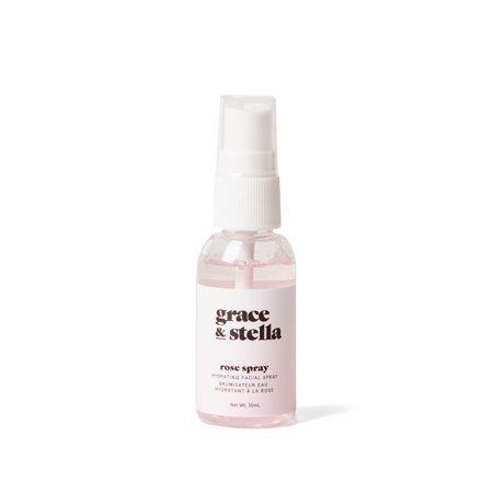 grace & stella - Rose Spray (30ml) Travel Size