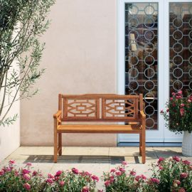 Malay 48 in. Outdoor Bench
