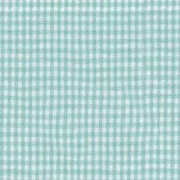 Babydoll Gingham Cradle Sheet, Green, 18